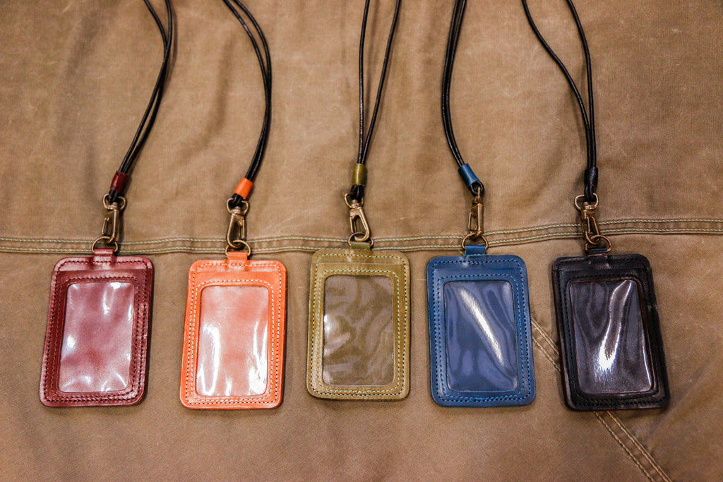 ID Card Holder with Lanyard • CH-02
