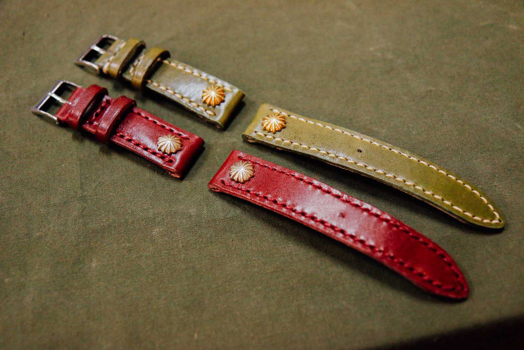 Concho Watch Strap (Two-Piece)
