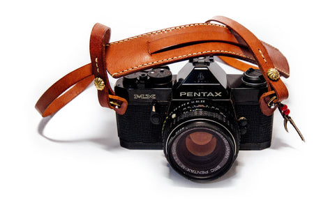 Camera Concho Neck Strap • CS-01