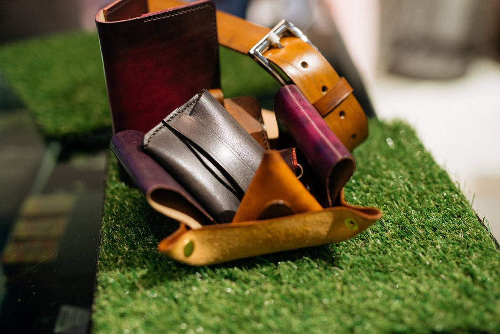 Leather Crafting & Patina Workshop September 23rd (Sunday)