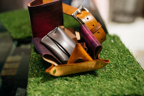 Leather Crafting & Patina Workshop March 30th or 31st (Boutique Fairs)