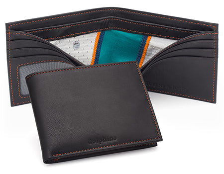 NFL Game Used Uniform Wallets by Tokens & Icons