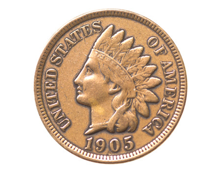 Indian Head Penny Collection