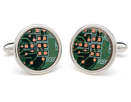 Motherboard Cuff Links
