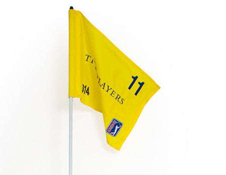THE PLAYERS Cup 2014 Pin and Flag by Tokens & Icons