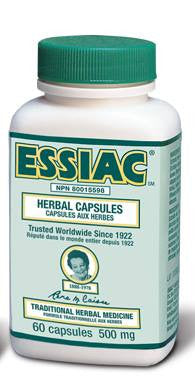 ESSIAC® Vegetable Capsules
