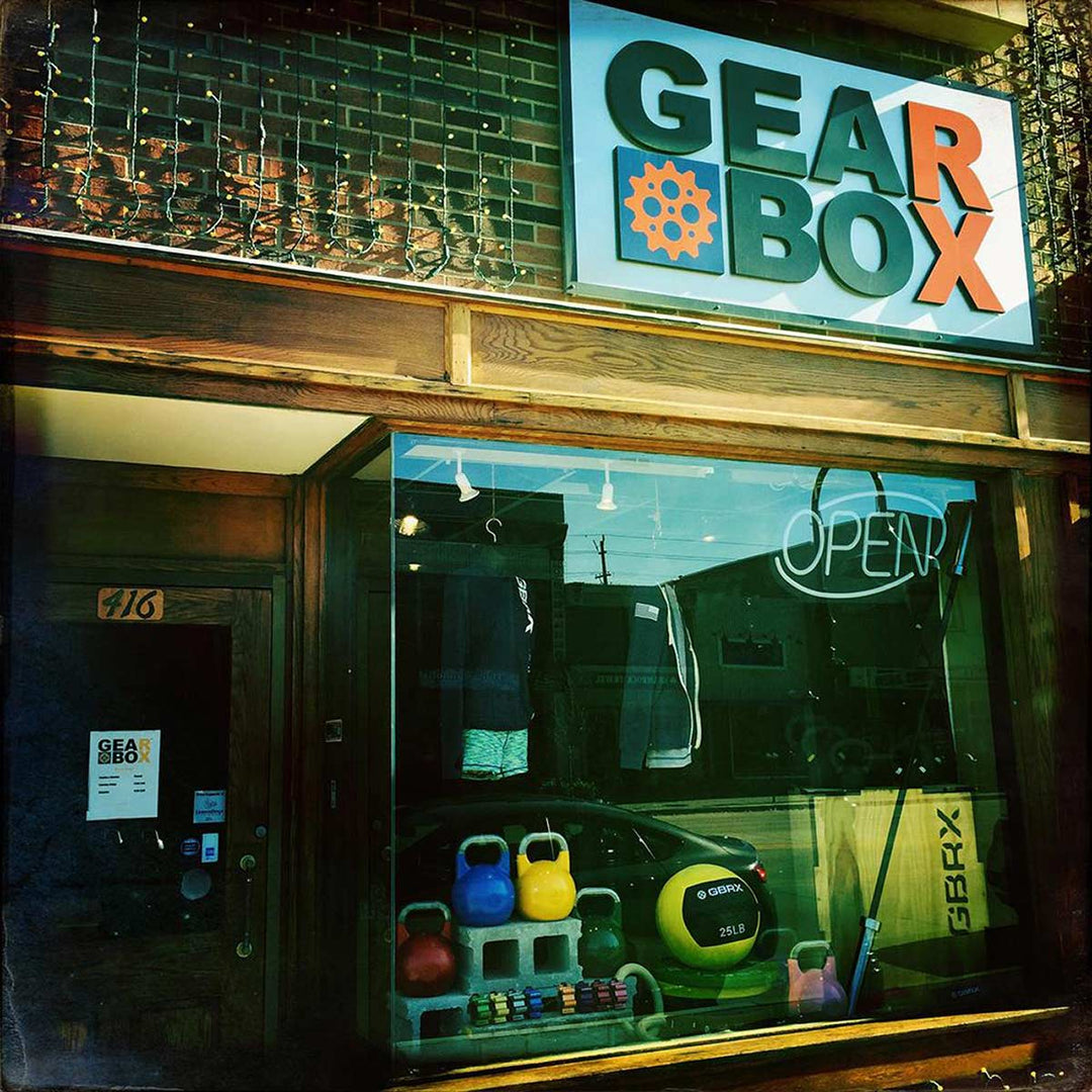 Gearbox Rx becomes HFD's second retail location!