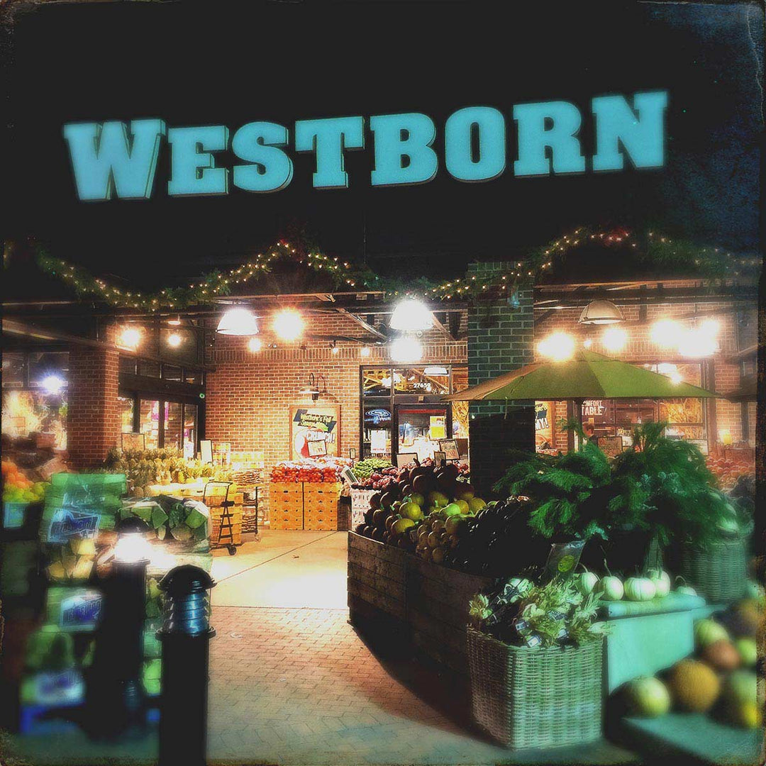 FIRST LATE-NIGHT DELIVERY TO  WESTBORN MARKET!