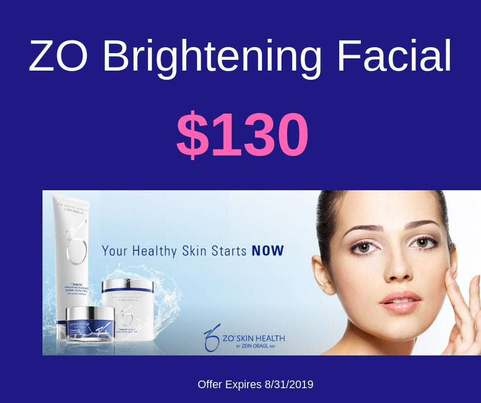 ZO Brightening Facial