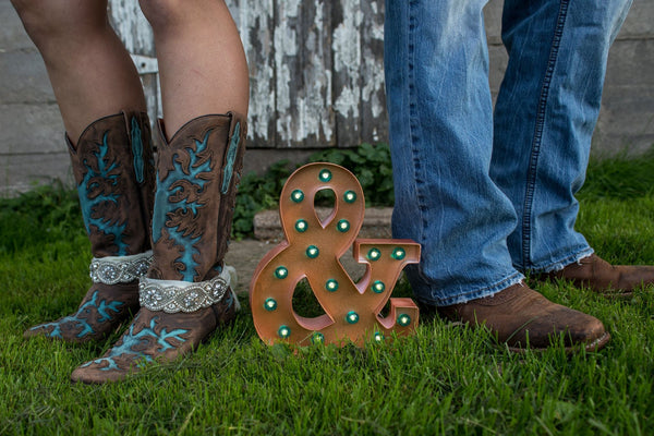 Do you have a western wedding this summer?
