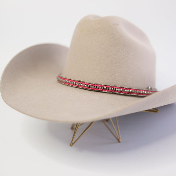 The Odessa Hat Band Set