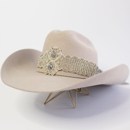 The Lexington Hat Wrap (Pink)