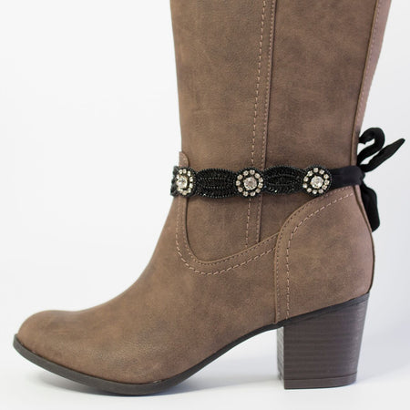 The Dallas Boot Wrap (Olive)