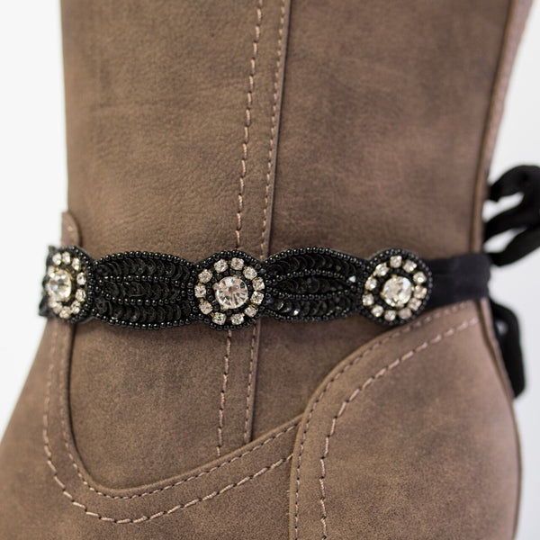 The Dallas Boot Wrap (Black)