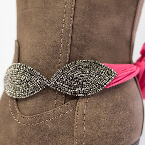 The Lexington Boot Wraps (Pink)