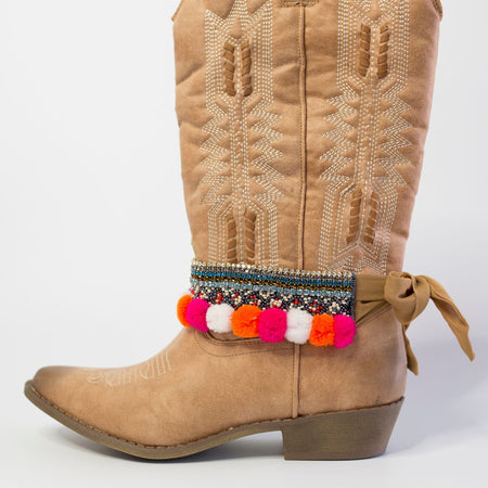 The Denver Boot Wrap