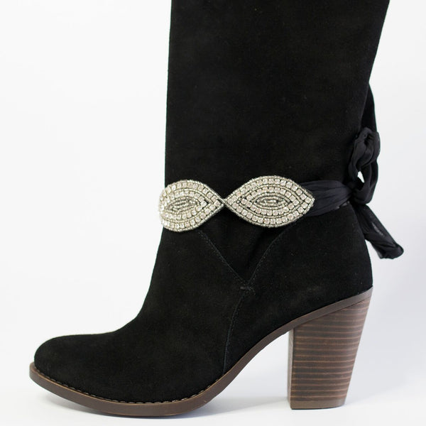 The Lexington Boot Wraps (Black)