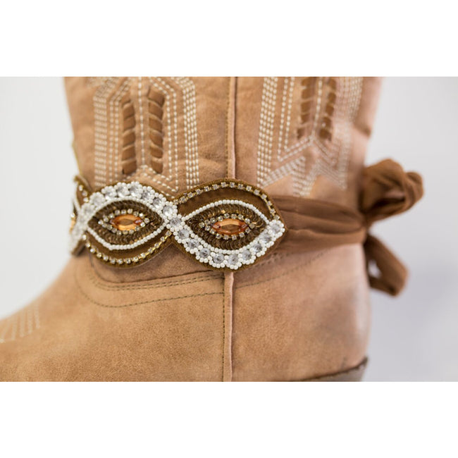 The Baton Rouge Boot Wrap (Brown)