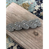 Roxy Hand Beaded Barrette
