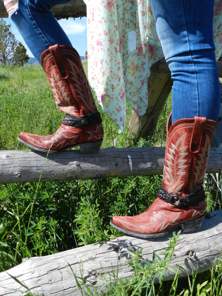 The Amarillo Boot Accessory