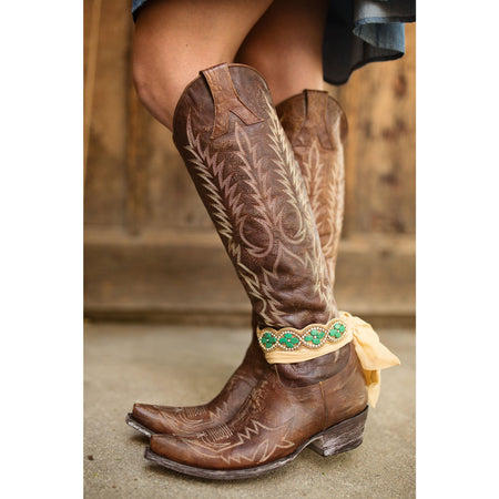 The Savannah Boot Accessory