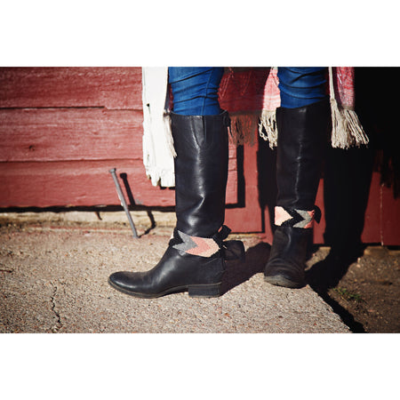 The Cheyenne Boot Wrap (Black)
