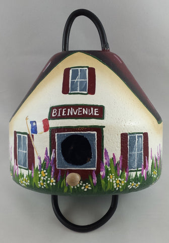 Nova Scotia Buoy Bird Houses
