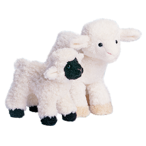 Cuddle Toy: Mini Clementine Lamb