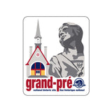 Vinyl Sticker: Grand-Pré Signature Series Parks Canada