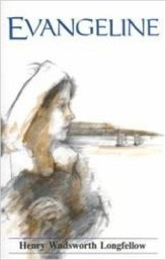 Evangeline Paperback (3rd Edition, English)