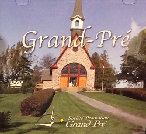 DVD: Grand-Pré Multimedia Theatre Presentation