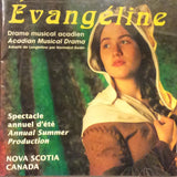 CD Evangeline Acadian Traditional Songs