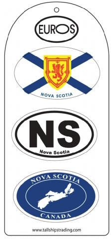 Euro: Nova Scotia Triple