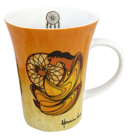 Mug: Dreamcatcher Porcelain