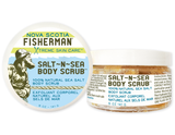 NS Fisherman: Body Scrub Salt-N-Sea