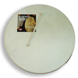 "Drum: Bodhran 18"" Complete Set Plain"
