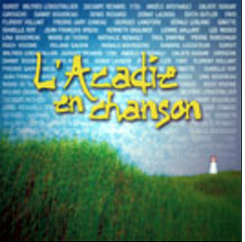 CD L'Acadie en Chanson Double Album