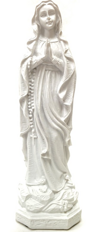 Statue: Virgin Mary