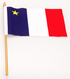 Flags: Acadian Assorted Sizes