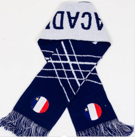 Scarf: Acadian Winter