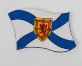 Magnet: Nova Scotia Floating Flag