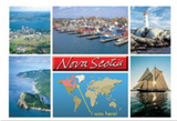Magnet: I am Here Multiview of Nova Scotia