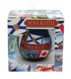 Ornament: Ball R2NS4593 Nova Scotia Collage