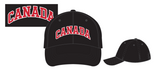 Hat: Canada Jersey Black