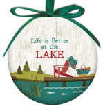 Ornament: Ball Lake Collection