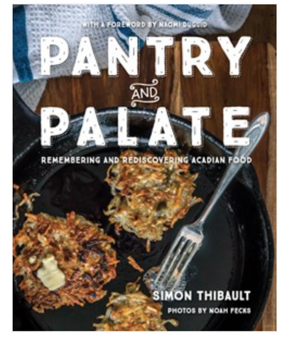 Cookbook: Pantry and Palate