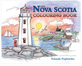 Colouring Book The Nova Scotia