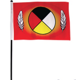 Flags: First Nations 6x9