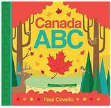 Canada ABC Board Book