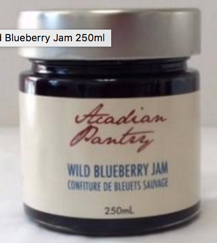 Jam Wild Blueberry 250ml